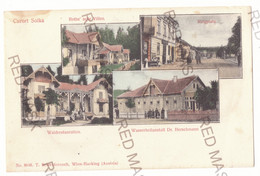 RO 41 - 18989 SOLCA, Bucovina, Romania - Old Postcard - Unused - Rumania