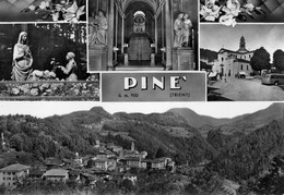 TRENTO-PINE' -MADONNA-1959 - Trento