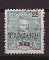 Zambezia 43 Used (1903) - Zambezia