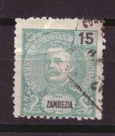 Zambezia 46 Used (1903) - Zambezia