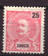 Zambezia 47 MH * (1903) - Zambezia