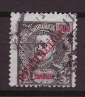 Zambezia 68 Used (1911) - Zambezia