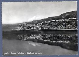 °°° Cartolina - Scilla Riflessi Sul Mare Viaggiata (l) °°° - Reggio Calabria