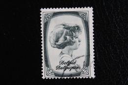 1938, BELGIQUE  Y&T NO 491 75C +5C AU PROFIT DES OEUVRES ANTITUBERCULEUSES OBLITERES ... - Used Stamps