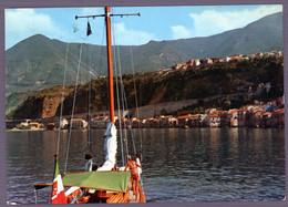 °°° Cartolina - Scilla Il Mare Di Glauco Sulla Costa Viola Viaggiata (l) °°° - Reggio Calabria