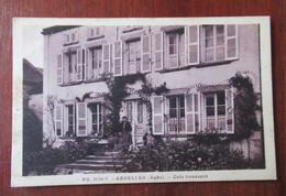 Arrelles (Aube) - Café Goussard - Altri Comuni