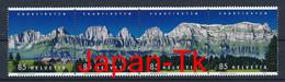 SCHWEIZ Mi. Nr. 2487-2490 Bergkette Churfirsten - MNH - Nuevos