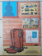 Cartes Téléphoniques Dans Son Encart CEF47 - 50 Units