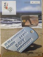 Cartes Téléphoniques Dans Son Encart CEF52 - 50 Units