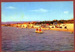 °°° Cartolina - Siderno Marina Spiaggia Viaggiata (l) °°° - Reggio Calabria