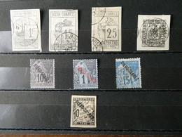 """Colonies Françaises """"DIEGO SUAREZ""""  Voir Scan - Used Stamps"""
