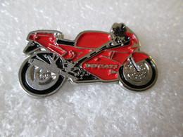 PIN'S    MOTO   DUCATI - Motorfietsen