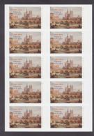 Bund 2778, Limburg An Der Lahn, Als Folienblatt / Selbstklebend - Ungebraucht
