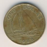 BERMUDA 1988: 1 Dollar, KM 56 - Bermuda