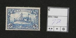 Nr. 17 Marianen Postfrisch - Colonia:  Isole Marianne