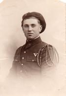 C Photo-  Soldat (  Chantier De Jeunesse) Insigne N° 15- ( Verso: Albi )- - Characters