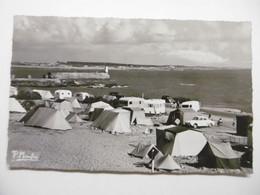 SABLES D'OLONNE : LA CHAUME Le Camp De La Mer, Camping - Carte Photo 85 VENDEE BRETAGNE - Sables D'Olonne