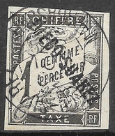 Yvert Taxe 3 - Used Stamps