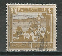 Palestine SG 101, Mi 68 O Used - Palestina