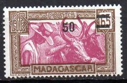 Col19  Madagascar N° 234  Neuf X MH Cote 4,00€ - Neufs