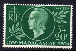 Col19  Madagascar N° 288 Neuf X MH Cote 1,25€ - Nuovi