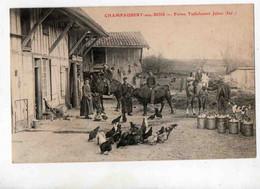 CHAMPAUBERT-aux-BOIS - Altri Comuni