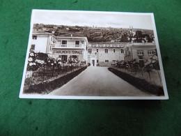 VINTAGE SLOVENIA: Portoroz Portorose Stablimento Termale Sepia 1941 - Slovénie