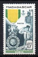 Col19  Madagascar N° 321 Neuf X MH Cote 4,50€ - Unused Stamps