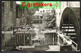 VALKENBURG De Franse Molen Fotokaart Agfa Watermill / Moulin D'eau/ Wassermühle - Valkenburg