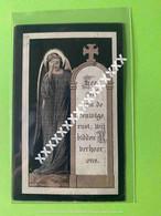 Van Labbeke Rosalia 1802 1886 Melle Melsen Van Den Meerschaut Marcellinus Doodsprentje Bidprentje - Non Classificati