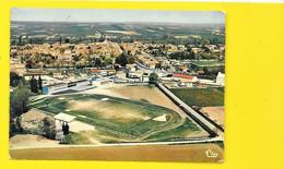 MANSLE Vue Générale Aérienne Stade Et CEG (Combier) Charente (16) - Mansle