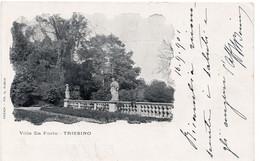 TRISSINO - VILLA DA PORTO - VICENZA - VIAGGIATA - Vicenza