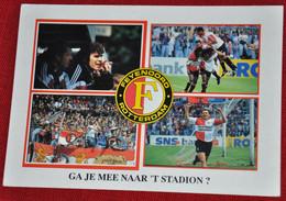 Feyenoord - Rotterdam - Voetbal