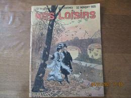 NOS LOISIRS N°47 DU 22 NOVEMBRE 1908 - 1900 - 1949