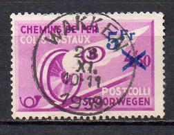 TR 203 Gestempeld WAKKEN - 1923-1941