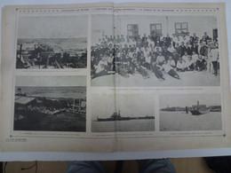 Catastrophe Farfadet Tragédie D'Odessa Kniaz Potemkin Russie Procession Burquete Fêtes De Brest 1905 - 1900 - 1949