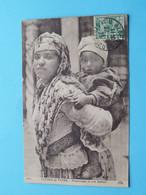 Mauresque Et Son Enfant ( Scènes Et Types ) ( 1011 Edit. Salles Girons / CAP ) Anno 1926 ( See / Voir Photo ) ! - Women