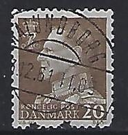 Denmark  1961-62   Frederik IX  (o) Mi.390x (cancelled KALUNDBoRG) - Used Stamps