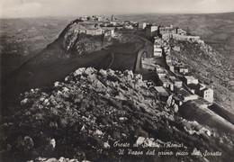ITALIE - LAZIO - S. Oreste Al Soratte - Voyagée 1955 - Andere Städte