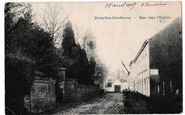 Bruxelles-Ganshoren - Rue Vers L'Église - Ganshoren