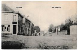 Jamioulx - Rue Des Écoles - Charleroi