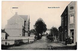 Jamioulx - Route De Marcinelle - Charleroi