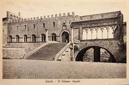 Cartolina - Viterbo - Il Palazzo Papale - 1942 - Viterbo