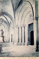 Cartolina - Veroli - Abbazia Monumentale Di Casamari - Ingresso Alla Chiesa 1917 - Frosinone