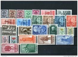 Année 1949 ** ( 26V) Sans Les Blocs - Sans Les Timbres Des Blocs - Full Years