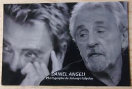 Daniel ANGELI - Dédicace - Hand Signed - Autographe Authentique - Altri Fotografi