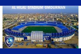 CP.STADE .OMDURMAN    SOUDAN   AL HILAL  STADIUM  #  CS. 1143 - Soccer