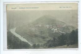 Frahan Panorama Pris De Rochehaut Ed. Victor Caën, ARLON ( Carte Colorisée ) - Bouillon