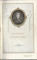 TD / Vintage  Program Theater / Programme THEATRE Comédie Française ORESTE Rare Publicité LAMPE BERGER - Programma's