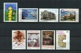 Andorra 2000. Completo ** MNH. - Collections